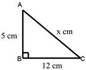 Pythagoras theorem_example1