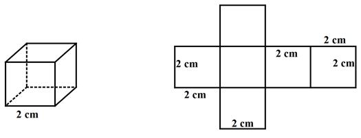Surface area of a cube_1